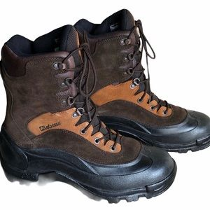 "LaCrosse Insulated Hunting Hiking Trail 10"" Boots"